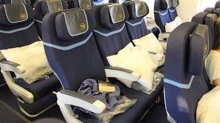 getlinkyoutube.com-Condor | Premium Economy | Fortaleza - Frankfurt | Boeing 767-300