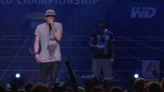 getlinkyoutube.com-Ball-Zee - England - 4th Beatbox Battle World Championship