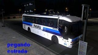 getlinkyoutube.com-ETS2 MAPA RBR PEGANDO ESTRADA  BUS PART #01