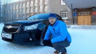 getlinkyoutube.com-Знакомство с Chevrolet Cruze 1.8