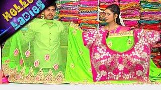 getlinkyoutube.com-#Shivaratri Special Kuppadam Pattu And Designer Sarees With Blouses    Hello Ladies    Vanitha TV