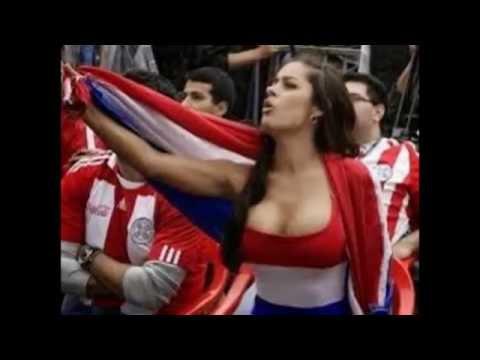 Les plus belles supportrices de la coupe du monde 2014