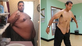 getlinkyoutube.com-Troll To Swole: Internet Bully Loses 400lbs After Changing His Ways