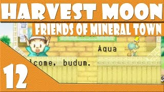 getlinkyoutube.com-Episode 12 | Becoming Friends with a Harvest Sprite | Harvest Moon Friends of Mineral Town