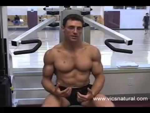 تمارين لتقوية عضلات الكتفين
