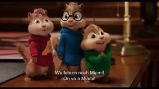 getlinkyoutube.com-ALVIN AND THE CHIPMUNKS: ROAD CHIP | Official Trailer #2 HD  | English / Deutsch / Français Edf