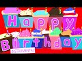 Happy Birthday Song  Instrumental