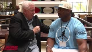 getlinkyoutube.com-Dexter Jackson - Face 2 Face with Peter McGough