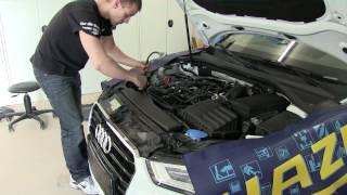 getlinkyoutube.com-2013er Audi A3 1,8 TFSI Chiptuning Einbau und Leistungsmessung