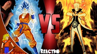 getlinkyoutube.com-SSGSS Goku Vs Naruto: Cartoon Fight Club Reaction/Review: Steven Z KILLER
