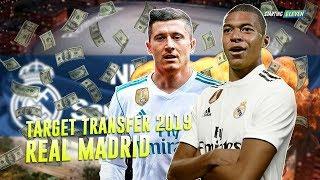 7 Pemain Incaran Real Madrid di Bursa Transfer Januari 2019 - Rumor Transfer