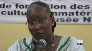 Discours du Ministre Rama Diallo lors de l'Atelier de Formation des Formateurs à l'inventaire du Pa