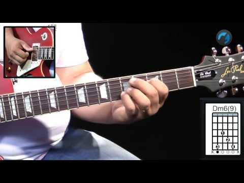 Pentat�nica menor 6 (como tocar - aula de guitarra)