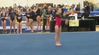 getlinkyoutube.com-Ariana Douvier  Age 9, Floor - at the Classic Spectacular
