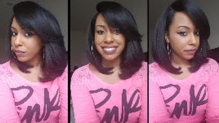 So Natural for Under $25! | Freetress Heaven L-Part Wig | Collab w/ Dee Dee!