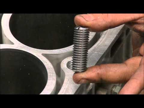Toyota 2AZ-FE NS300L Inserts Installation Process