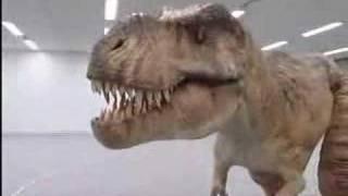 getlinkyoutube.com-Giant Robot Dinosaurs from Japan