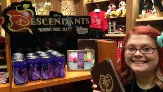 getlinkyoutube.com-Toy Hunt - Disney Store Disney Descendants Movie,Build A Bear,Comic Con 2015 Funko,shopkins season 3