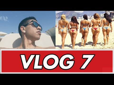 Vlog 7 - NUDE BEACH IN SPAIN!