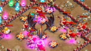 Expert Dungeon 8-10 Without a Minotaur!
