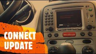 getlinkyoutube.com-Aggiornamento navigatore Connect Nav Magneti Marelli Alfa Romeo (update 26.16)