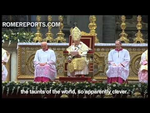 Benedict XVI ordains his personal secretary and three other Curia members as bishops