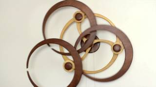 Aperture Kinetic Sculpture