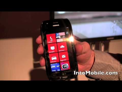 T-Mobile Nokia Lumia 710 Hands-On