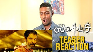 Sketch Teaser Reaction & Review | Chiyaan Vikram | PESH Entertainment
