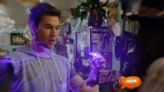 getlinkyoutube.com-Power Rangers Dino Charge - Breaking Black - Chase earns his Black Energem