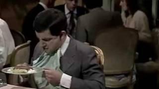 getlinkyoutube.com-Mr. Bean ---- Restaurant