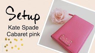 getlinkyoutube.com-Setup Kate Spade Cabaret Pink | deutsch | filolove_