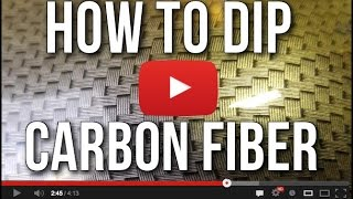 getlinkyoutube.com-How To Carbon Fiber Dip
