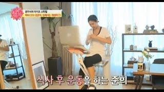 getlinkyoutube.com-몸매 종결자 김준희 몸매, 피부 관리 비결!_채널A_혼자사는여자 5회