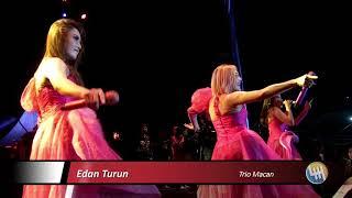 Trio Macan - Edan Turun (Live Acara Pernikahan Heboh Kaltim 2018)