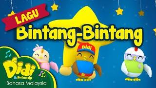 getlinkyoutube.com-Lagu Kanak Kanak | Bintang-Bintang | Didi & Friends