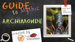 getlinkyoutube.com-Archimonde Mythic Guide by Method