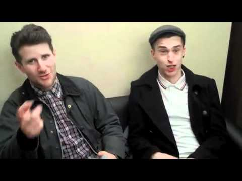 NME Awards 2012 Tour Diary
