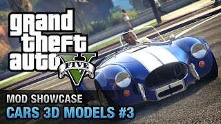 GTA 5 Car Mods #3 - Mercedes C63 AMG, Dodge Charger RT, Nissan GTR Nismo and More