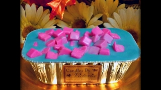getlinkyoutube.com-Candles By Victoria Chit Chat & giveaway - Chubby Chunk Loaves