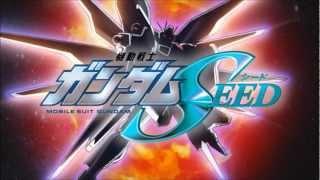 機動戦士ガンダムSEED 第一OPテーマ『INVOKEーインヴォークー』Full ver.