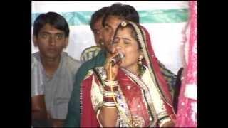 getlinkyoutube.com-Nimgoriya Bheruji Bhajan Sandhiya Bhinmal - Sarita Kharwal