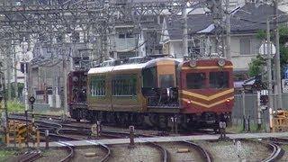 近鉄・南大阪線用Ace台車換え作業@橿原神宮前