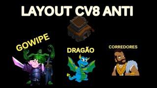 getlinkyoutube.com-invencivel layout de guerra cv8 anti corredor gowipe dragao