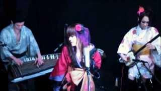 getlinkyoutube.com-【和楽器バンド】 月・影・舞・華 Tsuki Kage Mai Ka 【BAND EDITION】