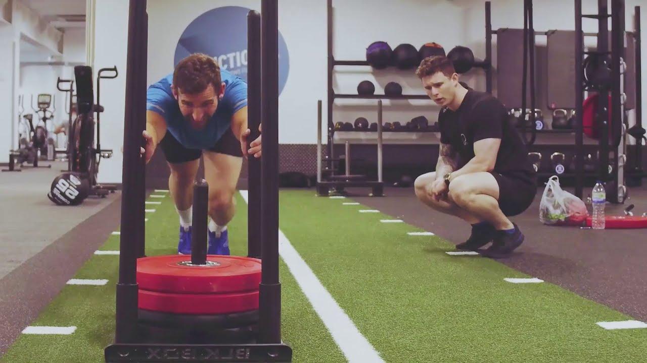 Generic gym video