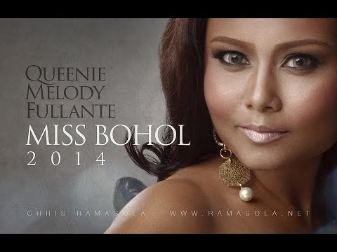 MISS BOHOL 2014 : Pageant Night ,1of3