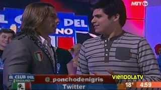getlinkyoutube.com-Poncho Cachetea a Lalo Elizondo.