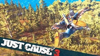getlinkyoutube.com-FUNNY & EPIC MOMENTS  :: Just Cause 3 PC Gameplay