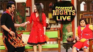 Comedy Nights Live | Sunny Leone Promotes One Night Stand | 1st May 2016
